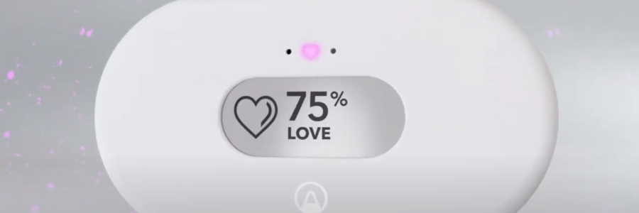 Airthings View Plus Love Sensor (April Fools)
