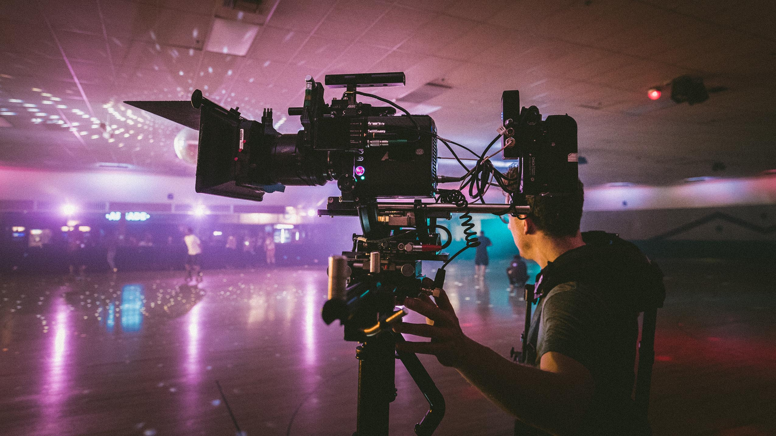How2Media Camera Rental Header