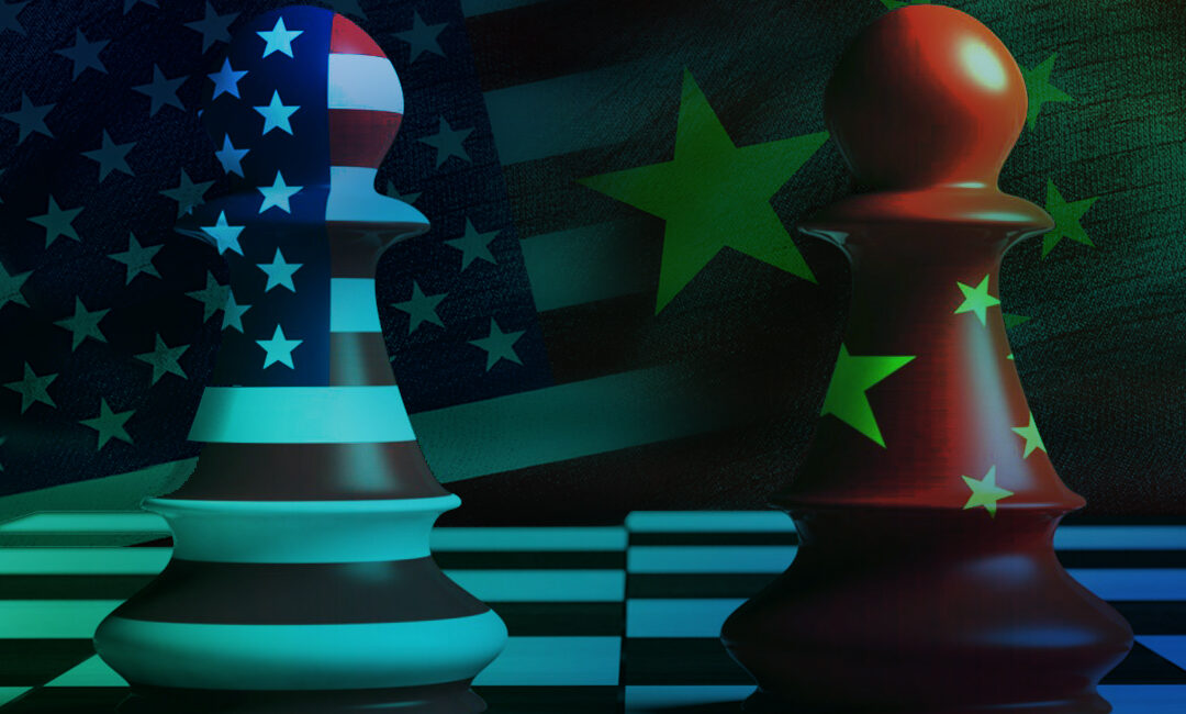 The U.S. China Chess Game