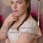 Gillian canvas