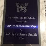 ashley rose award 2020
