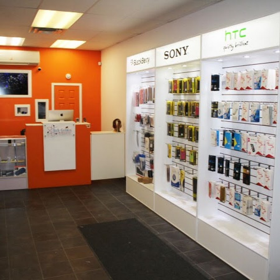 TechGenius Phone Repair Shop