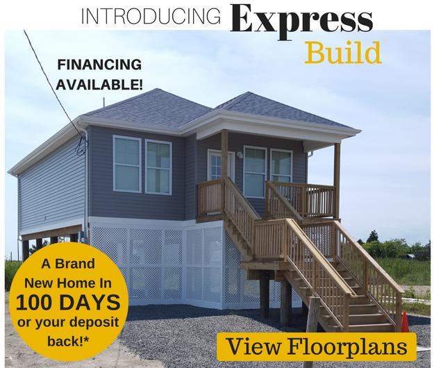 Introducing Express Build