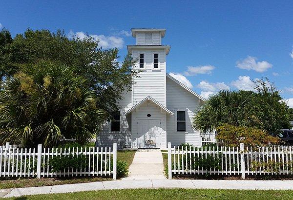 Lemon Bay Historical Society Building