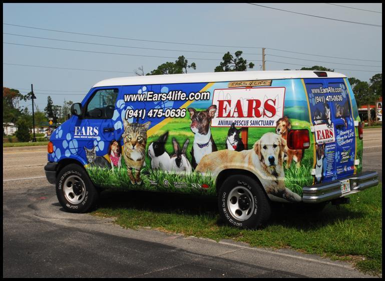 Ears Animal Rescue Sanctuary