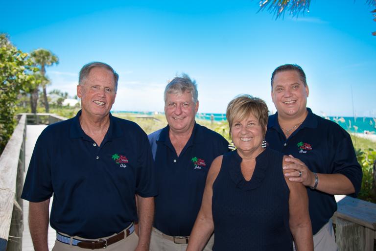 Brett Barber and Company Group Photo
