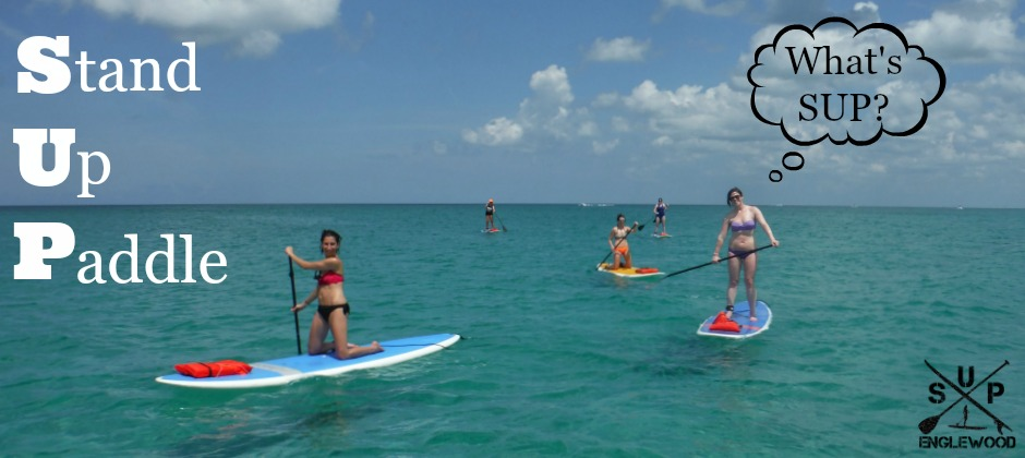 Stand Up Paddleboard Englewood FL