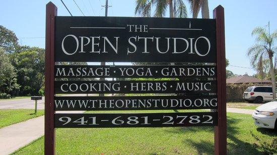 The Open Studio