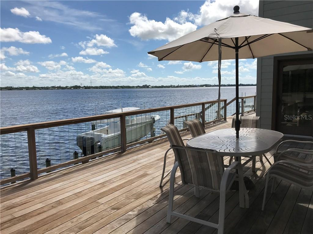 Outdoor living at its finest. Beautiful views in every direction.