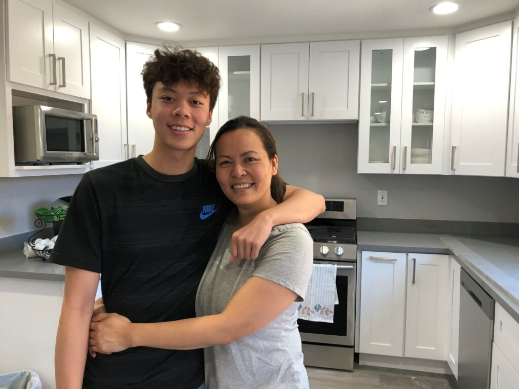 Alexa and Son, Empower Homebuyer SCC