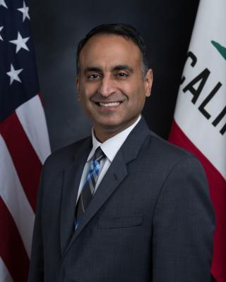 Assemblymember Ash Kalra