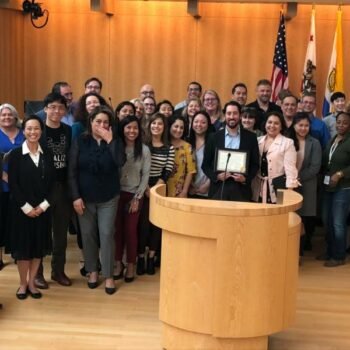 San Jose Proclamation of Affordable Housing Week, May 15, 2018