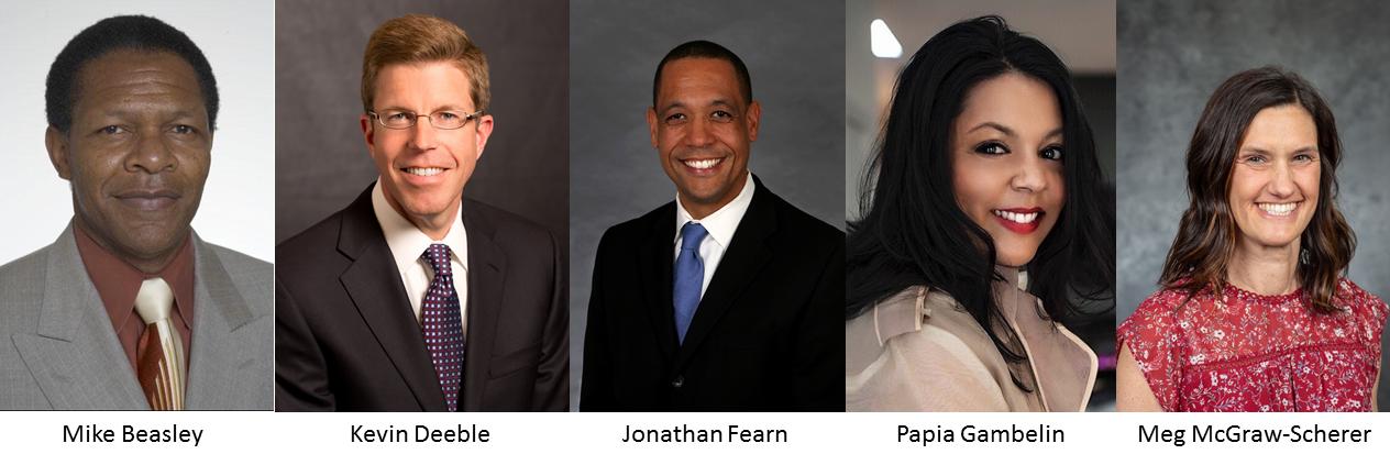Five Board Members
