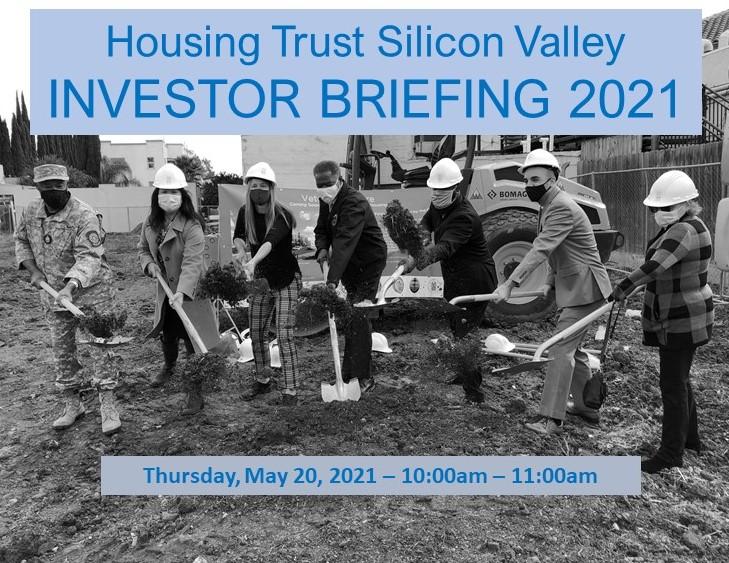 Housing Trust Investor Briefing 2021