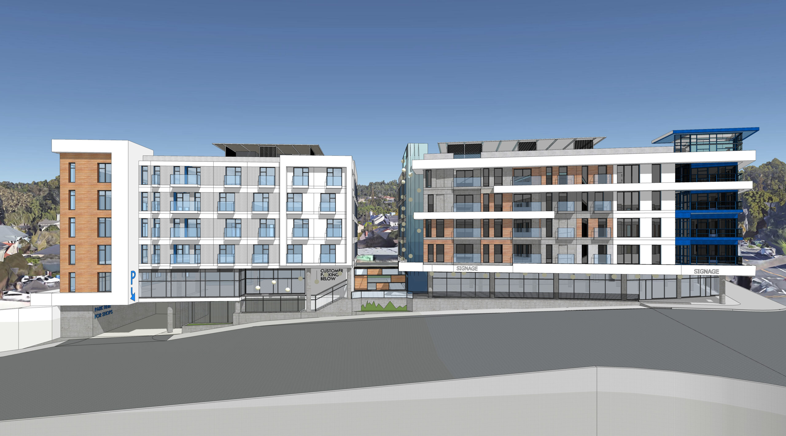 Water Street front view 2021