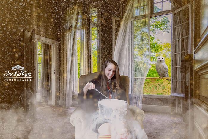 Hermione et son chaudron