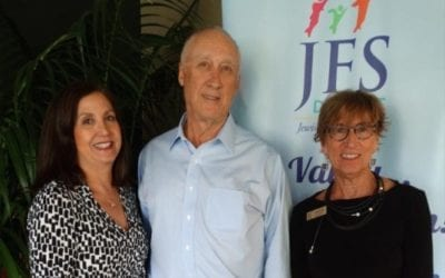New JFS Board Members Sworn In