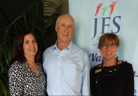 New JFS Board Members Sworn In