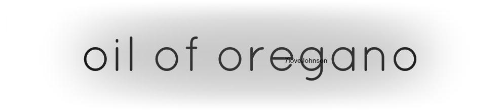 7lovejohnson-oil of oregano
