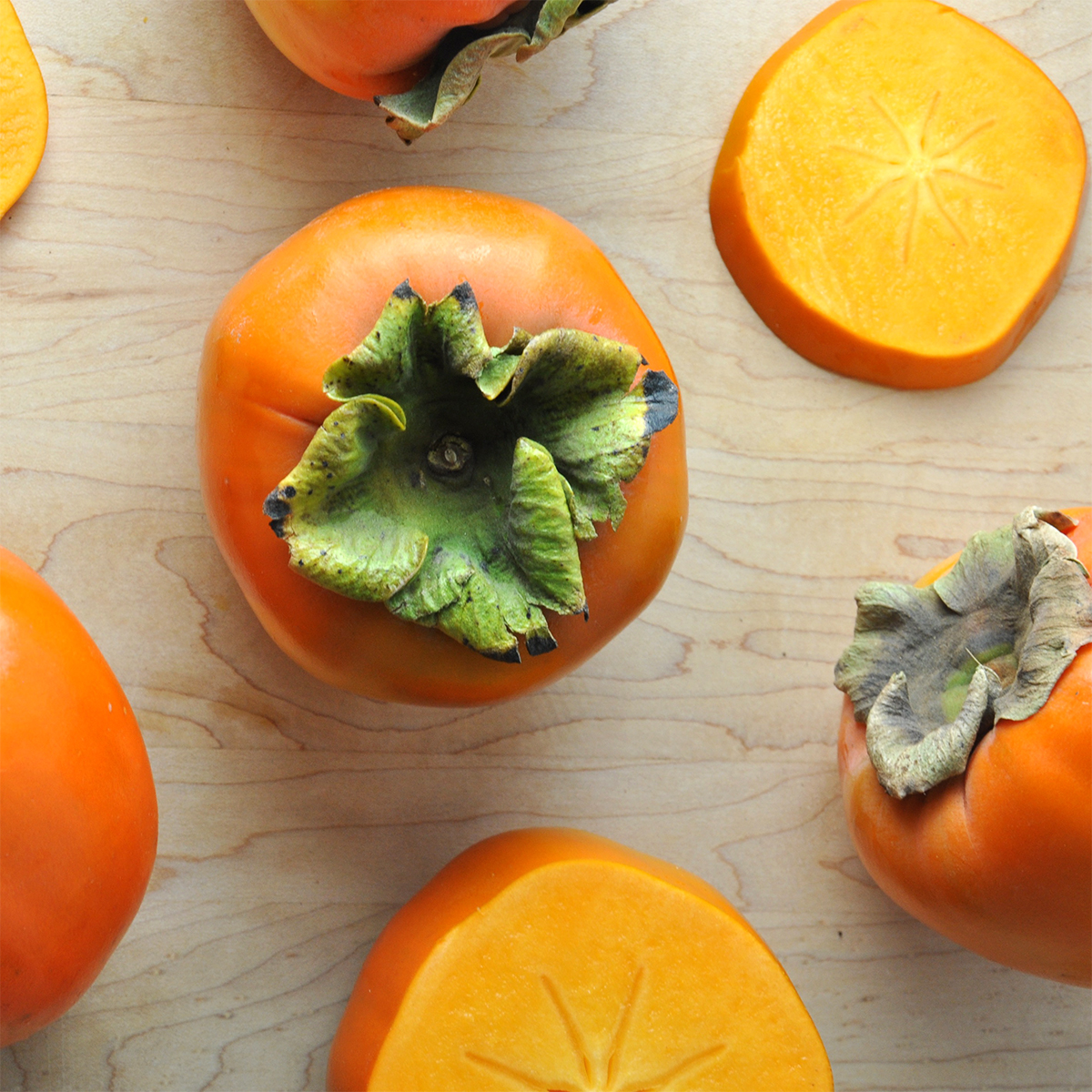 persimmon differences