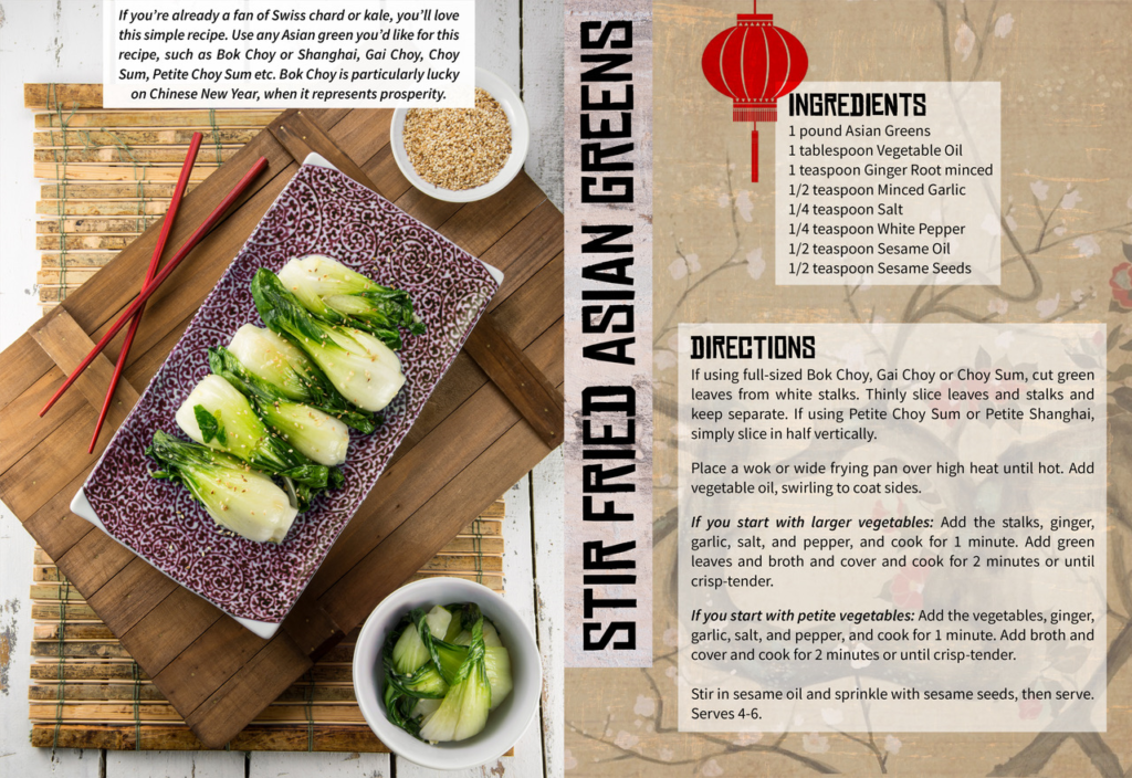 Chinese New Year Recipe eBook