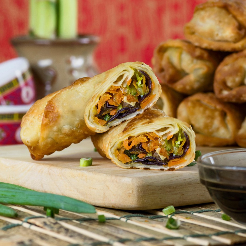 Egg Roll Recipe - Chinese New Year