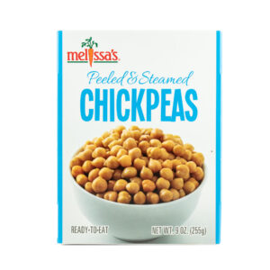 Steamed Chickpeas