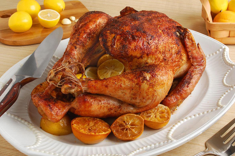 Citrus Roasted Turkey