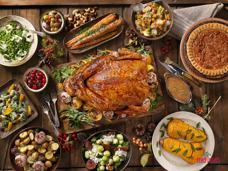 终极感恩节菜单