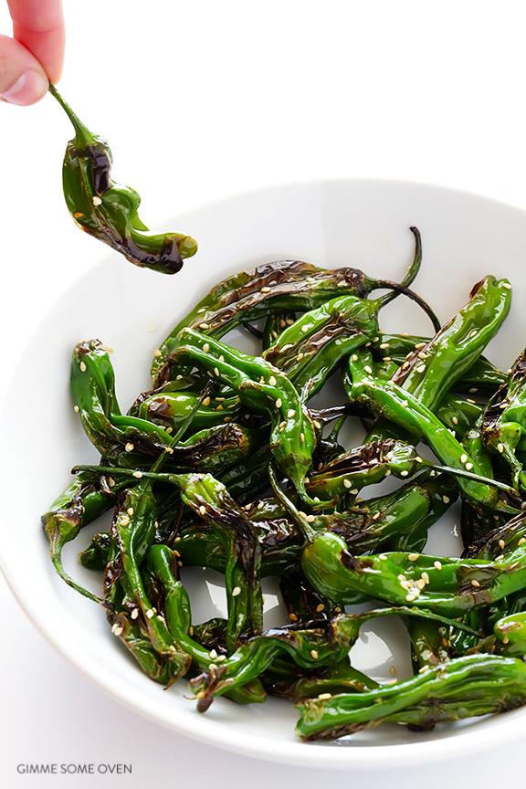 shishito pepper recipes