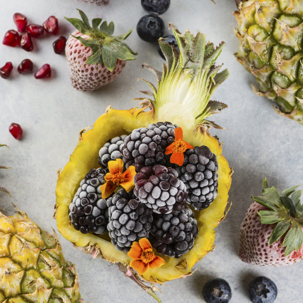 Top 2018 Food Trends based on data