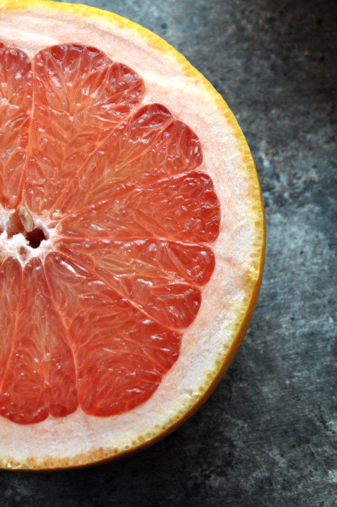 红宝石红葡萄柚