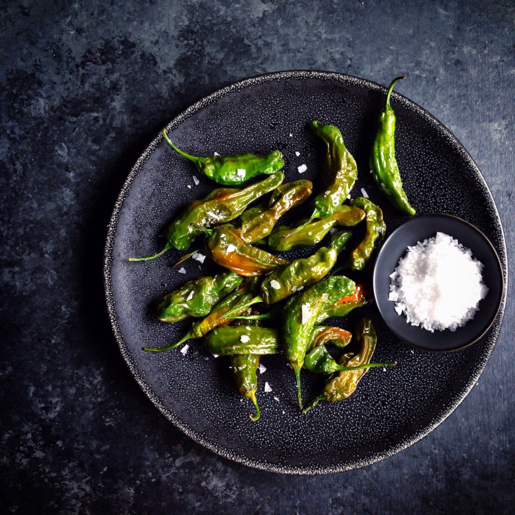 shishitto peppers