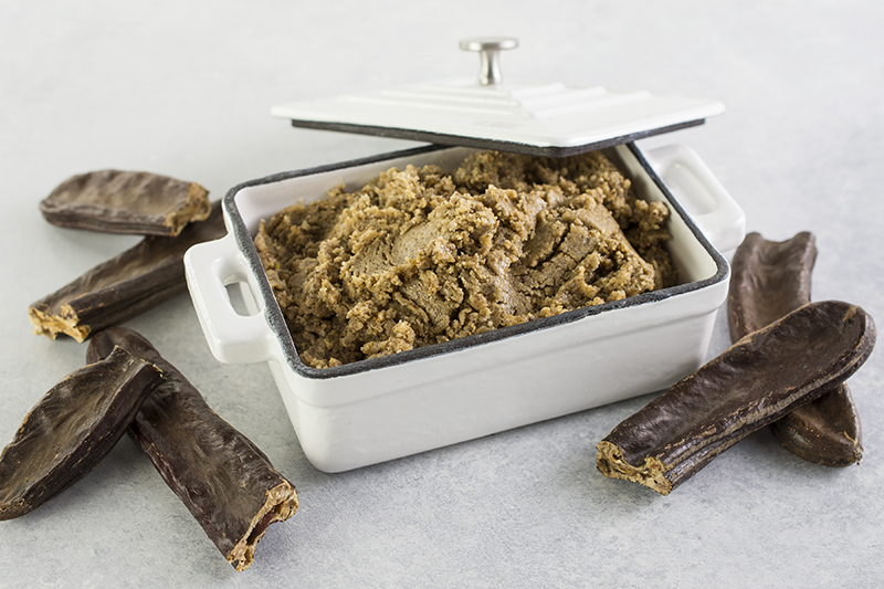 How to Make Carob Butter