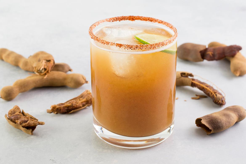 Sparkling Tamarindo Cooler | Easy and refreshing tamarindo summer drink recipe