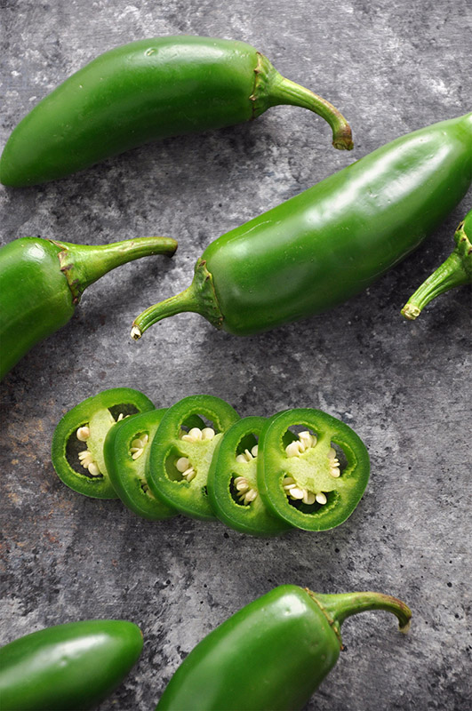 15 Best Vegetables for Summer Grilling l jalapenos chiles for grilling