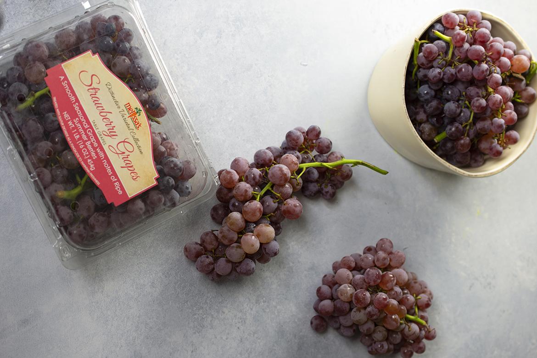 Strawberry Grapes 101 l strawberry grapes