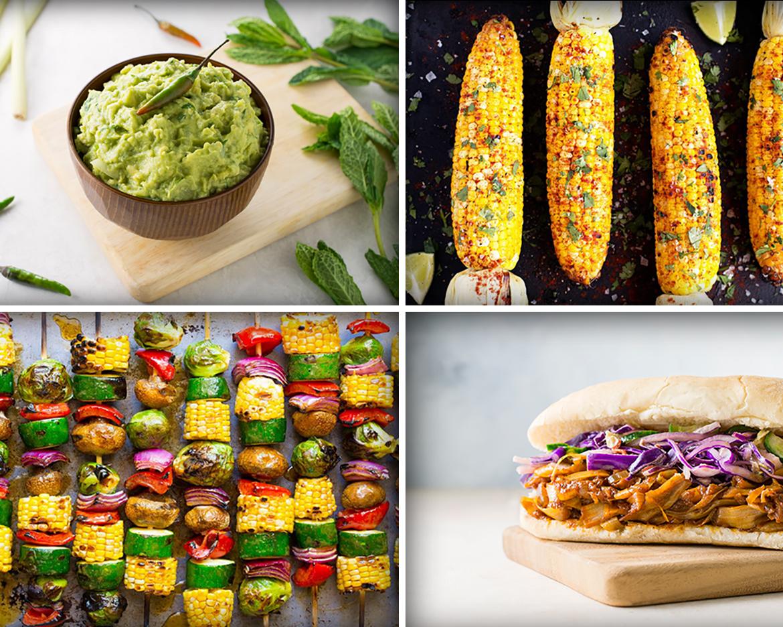 20名健康大lgating Recipes that Score l healthy tailgating recipes