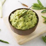 Thai Guacamole with Lemongrass l thai guacamole with lemongrass thai chiles and mint
