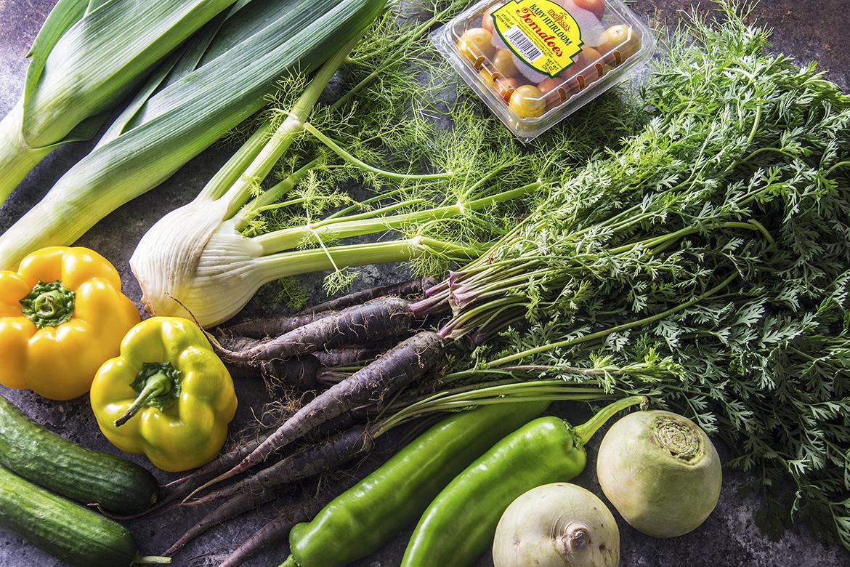 最好的全部30食谱roundup l蔬菜