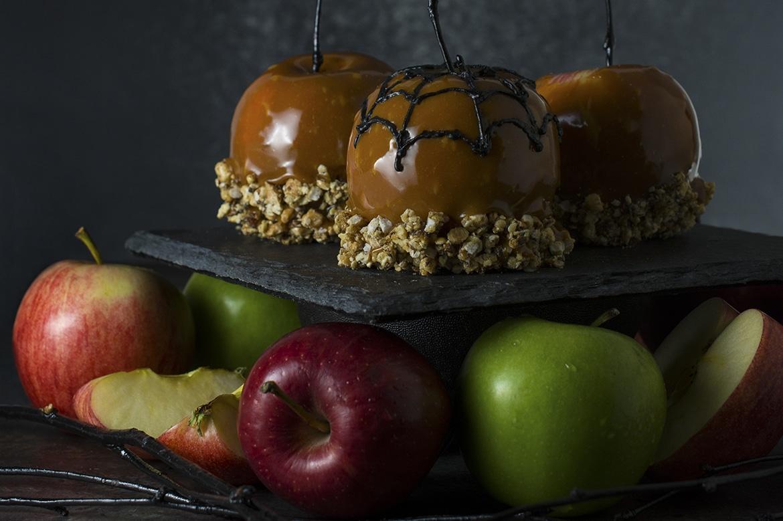 20+秋季苹果食谱的秋季柏林赫塔亞博L焦糖苹果