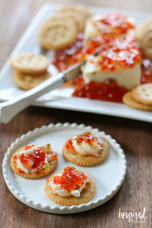 25 delicious ways to spice up National Pepper Month l red pepper jelly