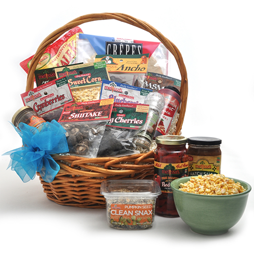 2018 Gift Guide for Food Lovers l grande medley gift basket