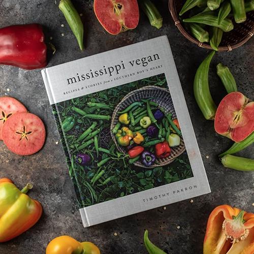 2018 Gift Guide for Food Lovers l Mississippi Vegan cookbook