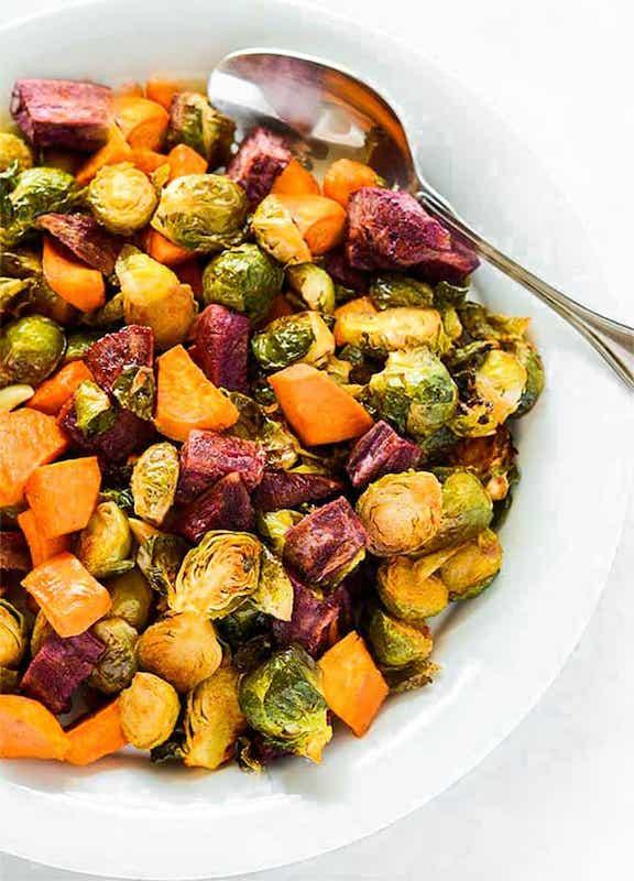 roasted veggie recipe, roasted vegetables