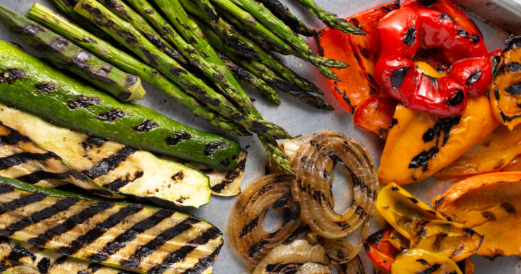How to Grill Fresh Produce