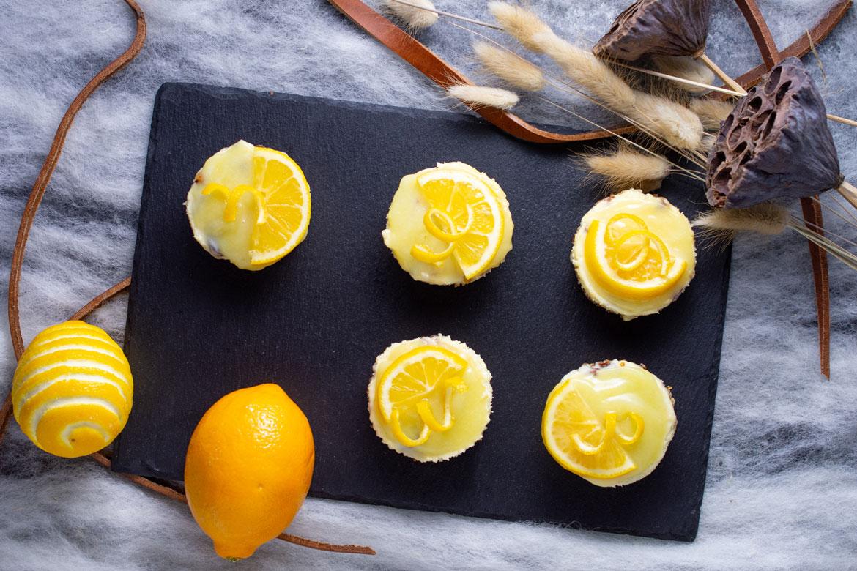 柠檬迷你乳酪蛋糕GydF4y2Ba