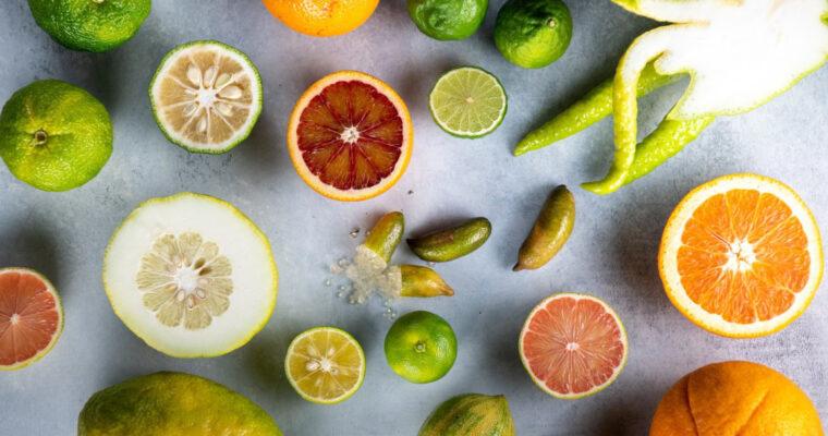 你喜欢什么类型的柑橘?