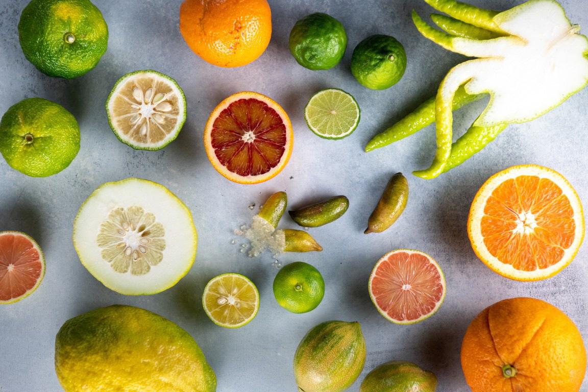 什么是你的柑橘类型?