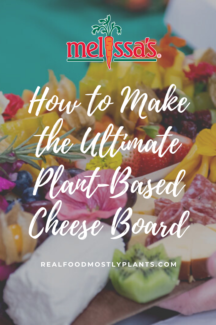 Plant-Based Cheese Board